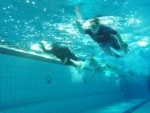 Einschwimmen