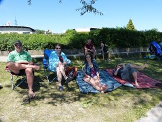 Vereinslager St. Leon-Rot 2017
