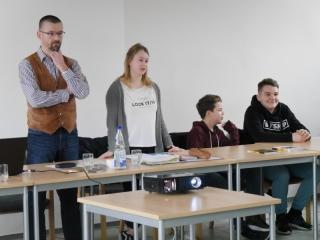 Jugendvollversammlung 2017
