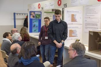 Jugend forscht 2017 TH Bingen