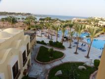Ägypten 2015 Hotelanlage