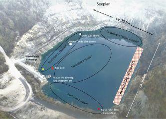 Seeplan-Hunsfels-Tauchplätze