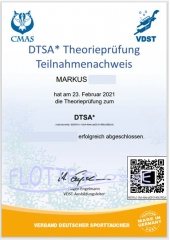 1. E-Learning-DTSA* Prüfung